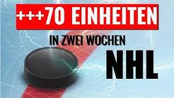 Wie ich mit meiner Eishockey-Strategie in zwei Wochen 7000 Euro Gewinn gemacht (hätte) #truestory