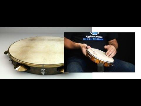 Acompanhamento de Pandeiro - Delicado - Waldir de Azevedo (AULA GRATUITA) - Cordas e Música