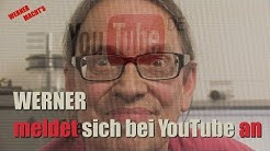 Bei YouTube richtig anmelden