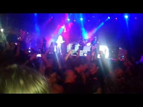 Megadeth in concerto a Sesto San Giovanni