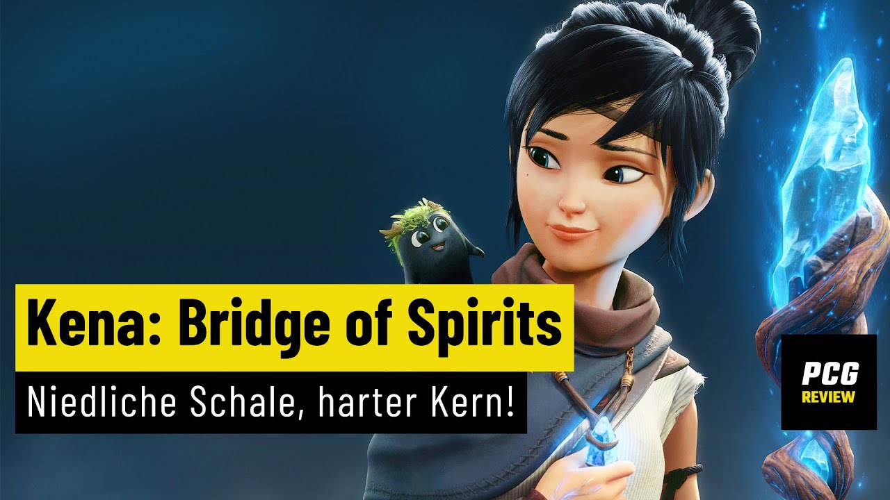 Kena: Bridge of Spirits   REVIEW   Ein spielbarer Pixar-Film!