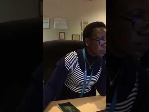 Barclays Bank  Employee Chatting On Whatsapp