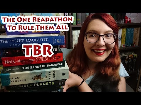 The One Readathon To Rule Them All | TBR