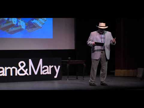 Organic education: John Elder Robison at TEDxCollegeofWilliam&Mary