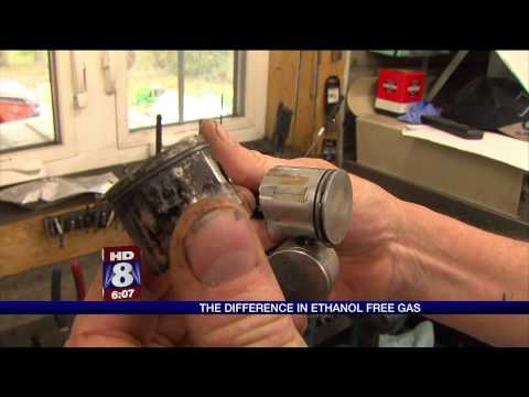 Pure Gas v Ethanol