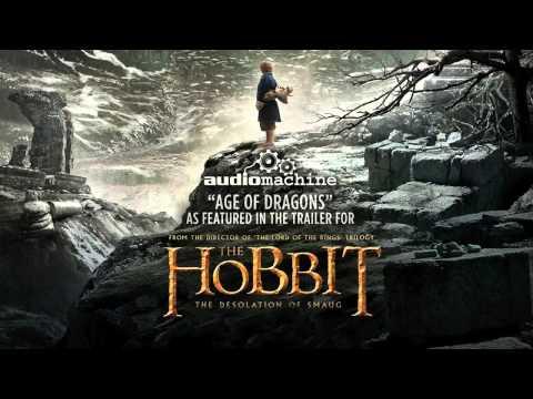 The Hobbit: The Desolation of Smaug Trailer Music 1 (HD)