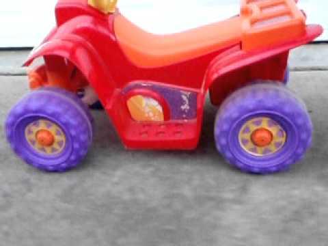 Dora Power Wheels Car For Sale On Craigslist Youtube