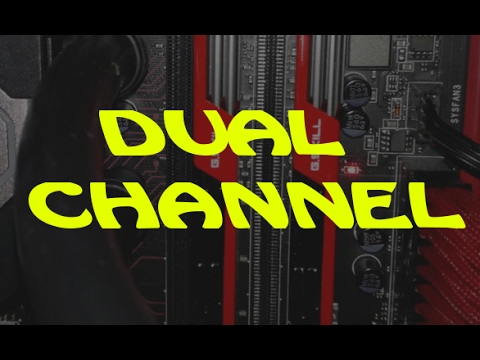 #Tutorial05 RAM Dual Channel | ITAconfig Official