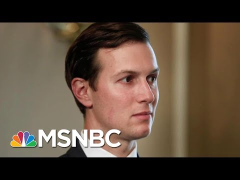 Jared Kushner's Finances And President Donald Trump's Foreign Policy | AM Joy | MSNBC