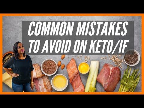 top-8-common-keto-mistakes-to-avoid
