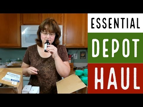 Essential Depot Haul / Where To Buy Soap Supplies