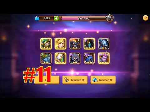Idle Heroes - first 10 star Lutz!! Vip 0!! - TubeMp3