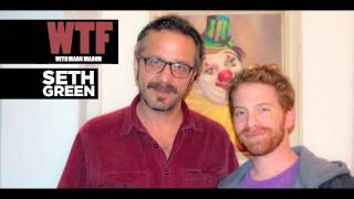WTF - Seth Green has a f*cked up voice.