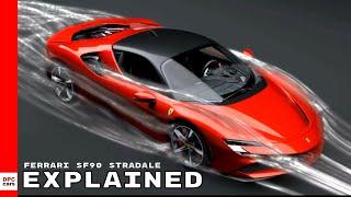 Ferrari SF90 Stradale Explained