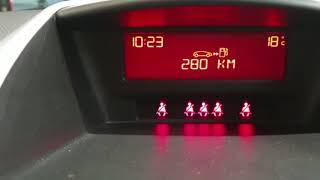 ❌TUTO ❌Mise en main Peugeot 207