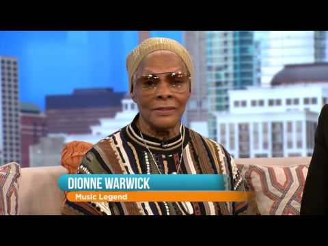 The Legendary Dionne Warwick Looks Back On Her Career