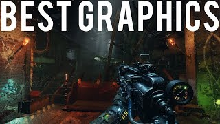 Best looking First Person Shooter