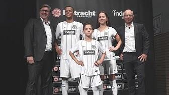 Re-Live: Hauptsponsor- und Trikotpräsentation Eintracht Frankfurt