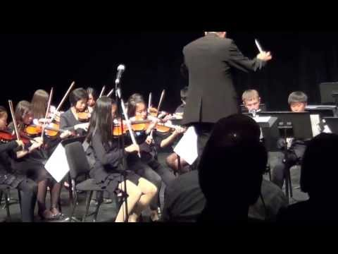 Water Music-Overture by Handel- Mississauga Youth Orchestra