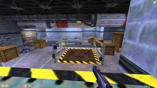 Half-Life Source: Surface Tension Gameplay W/ Live Commentary