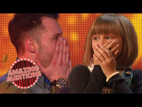 GREATEST Singing GOLDEN BUZZERS! | Amazing Auditions