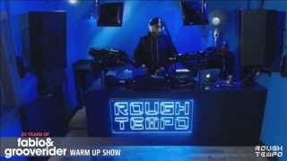 FABIO & GROOVERIDER on ROUGH TEMPO - Apr 2015