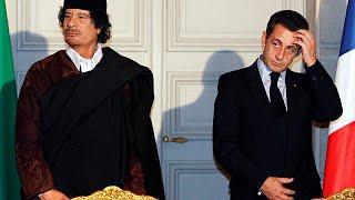 Fransa eski Cumhurbaşkanı Sarkozy yolsuzluk soruşturması kapsamında gözaltına alındı