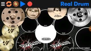 Saosin-Voices Real Drum Cover Aplikasi