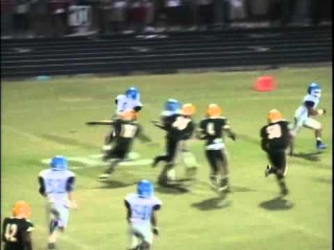 Brian Burnett QB #11 Highlights Class of 2014