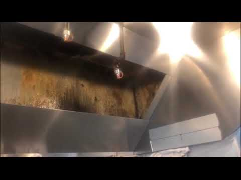 Kitchen Hood And Exhaust Fan Cleaning Service   Restaurant In North Attleboro MA 1080p