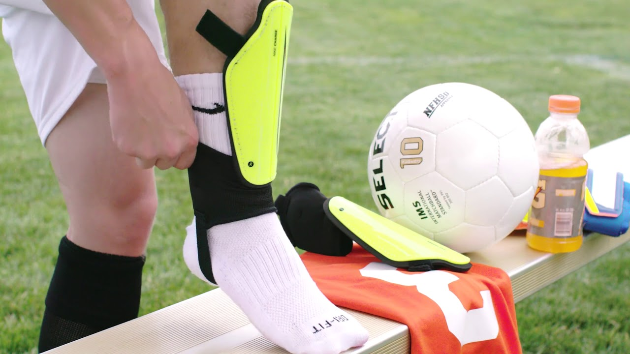 ProTips  How To Choose Soccer Shin Guards - YouTube ebd400e297b5