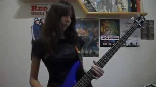 Creeping Death - Bass cover - Mariana Franco