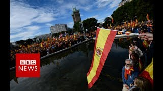 Vox: Who are Spain's far-right party? - BBC News