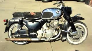 1965 Honda CA77 Dream