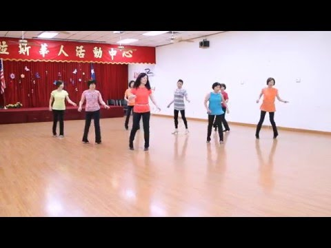 Sunshine In My Pocket - Line Dance (Dance & Teach)