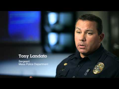 Mesa, Arizona PD - Smarter Policing with IBM i2 COPLINK leads to a safer Mesa