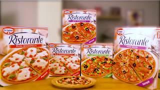 Ristorante Mini Pizza Mista - Dr. Oetker