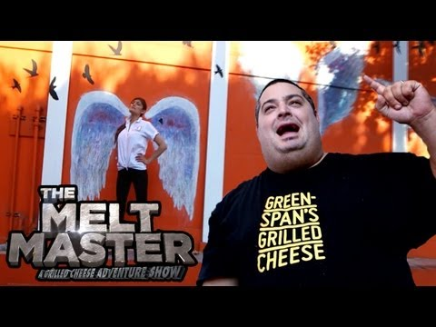 Spicy Mexican Grilled Cheese Sandwich - The Melt Master