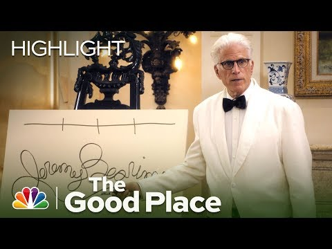 Jeremy Bearimy: How Time Works in the Afterlife - The Good Place (Episode Highlight)