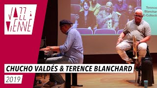 Chucho Valdés & Terence Blanchard - Conférence Jazz à Vienne