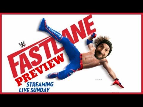PREVIEW | WWE Fastlane 2018 Predictions | March 11th 2018 | Columbus Ohio