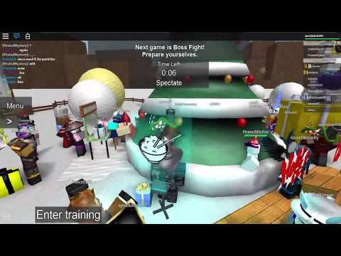 ROBLOX Strife! - Neflhelm gets melted