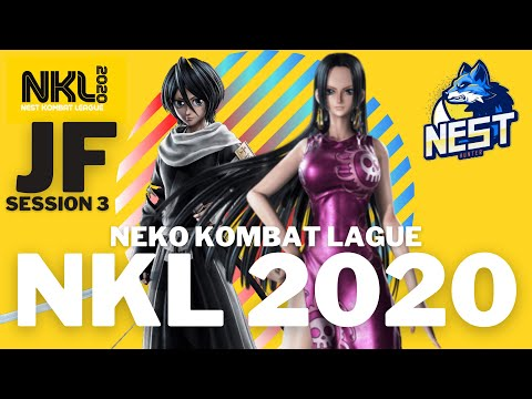 NKL 2020 - JF Season Pass 2 - Arslan Vs Frost Purple Session 2 |