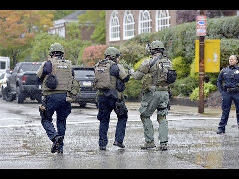 Shooting at Pittsburgh synagogue