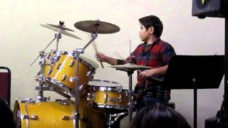 Your Gravest Words-By young drummer