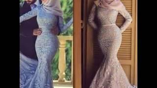 Модные Платья для Мусульманских Девушек 2019-2019 [Последняя Мода Девушек]