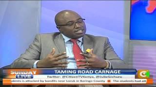 Sunday Live: Taming Road Carnage