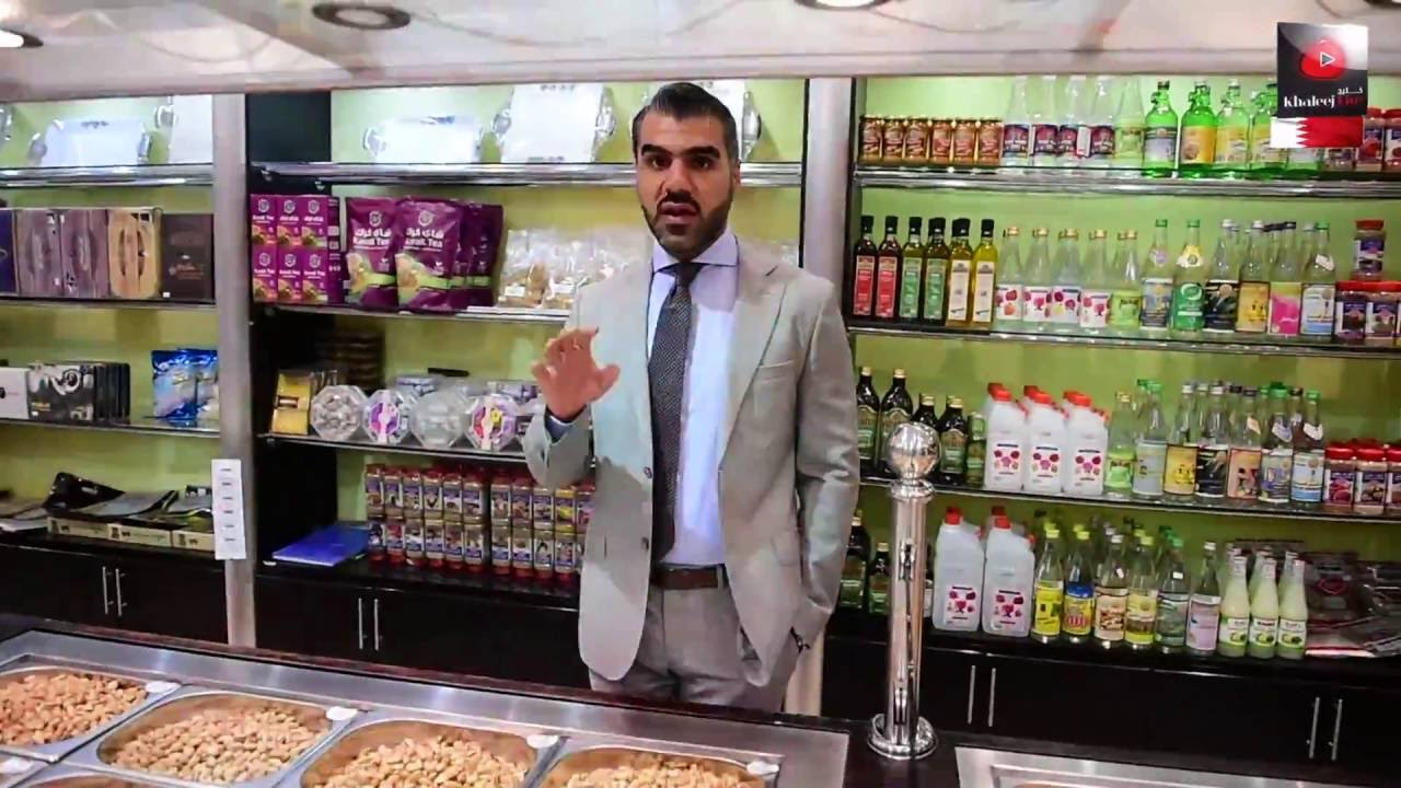 Mr Ali Hasan Lari, Horeca Director of the Khalil Ali Akbar Lari Group