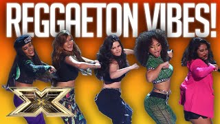 FIERY REGGAETON PERFORMANCES that will make you want to DANCE! | The X Factor UK