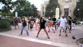 KGNU  Summer Mini-Drive Flashmob